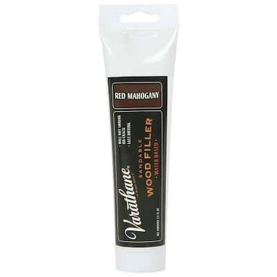 3.5 oz. Red Mahogany Wood Filler (Case of 4)