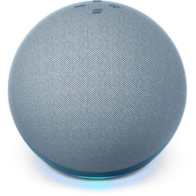 Echo Dot (4th Gen) Smart Speaker with Alexa - Twilight Blue