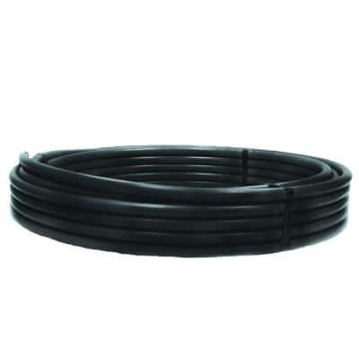 1 in. x 100 ft. IPS 100 psi NSF Poly Pipe