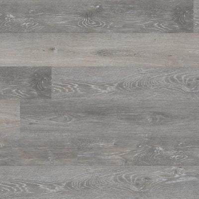 Heritage Dove Oak 7 in. W x 48 in. L Rigid Core Click Lock Luxury Vinyl Plank Flooring (19.02 sq. ft./Case)