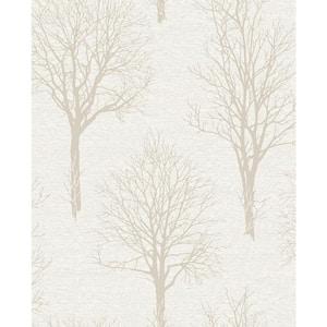 Landscape Ivory Wallpaper Sample