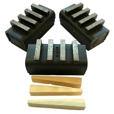 #30/40 Diamond Grinding Blocks for Edco Husqvarna Floor Grinders