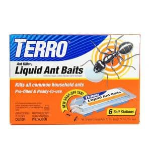 Indoor Liquid Ant Killer Baits (1-Pack)