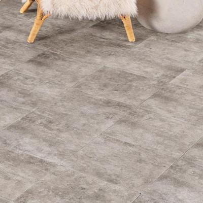 24 in. x 24 in. Square Praia Carrara Matte Porcelain Paver Floor Tile (14 Pieces/56 sq. ft./Pallet)