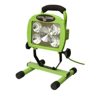 492-Lumen High Intensity Portable LED Work Light with 6 ft. Cord