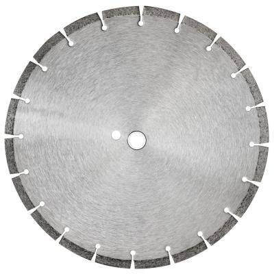 14 in. Sintered 10 mm Wet/Dry General Purpose Concrete Diamond Saw Blade
