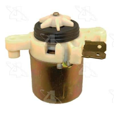 Washer pump - Rear