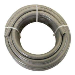 Liquid Tight 3/8 x 100 ft. Flexible Steel Conduit