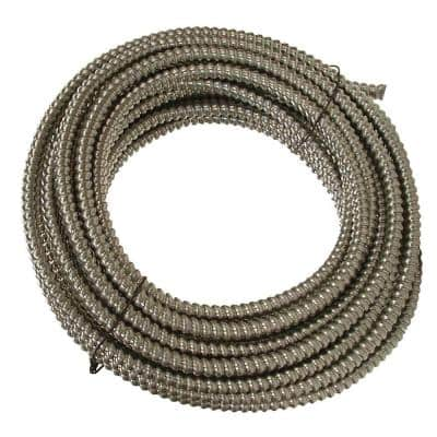 3/8 in. x 100 ft. Alflex RWA Metallic Aluminum Flexible Conduit