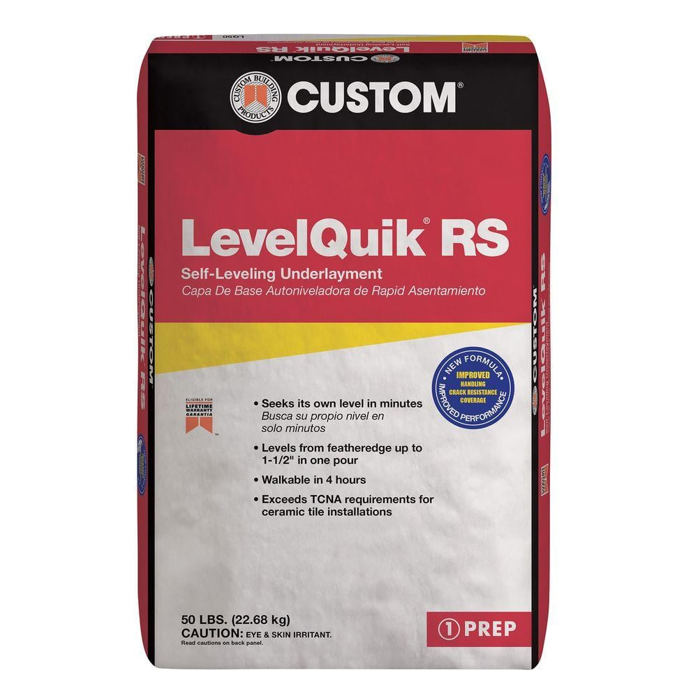 Custom Building Products Levelquik Rs