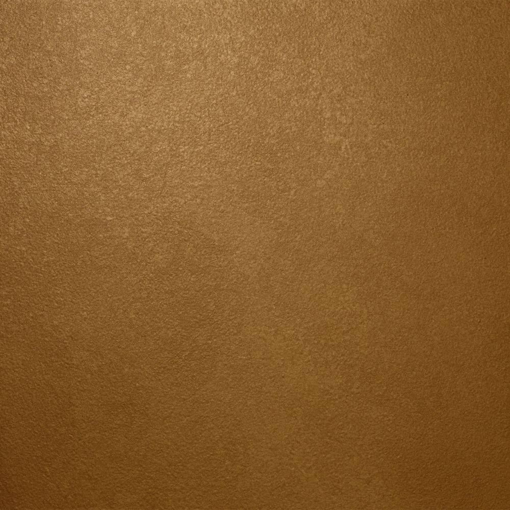Ralph Lauren 13 in. x 19 in. #ME135 Gilt Bronze Metallic Specialty Paint Chip Sample