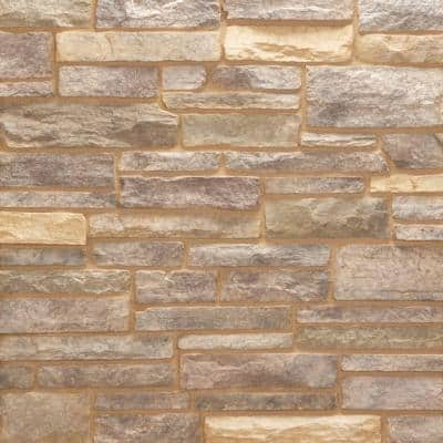 Pacific Ledge Stone Secoya Corners 10 lin. ft. Handy Pack Manufactured Stone