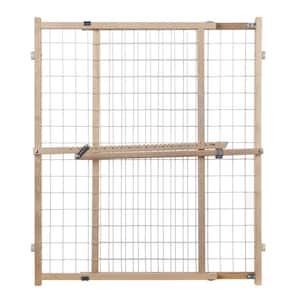 Wide Wire Mesh Gate