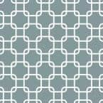 Jacques Wall Painting Stencil - 19.5 in. x 19.5 in. Stencil Sheet