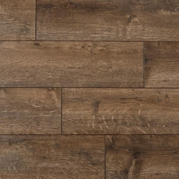 Home Decorators Collection Fincrest, Winterton Oak 12mm Laminate Flooring