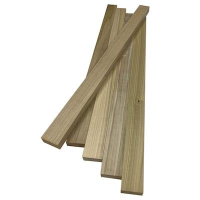 1 in. x 2 in. x 8 ft. Poplar S4S Board (5-Pack)