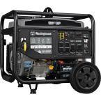 WPro8500 11,500/8,500 Watt Industrial Gas Powered Portable Generator with Remote Start, GFCI Protection, and Lift Hook