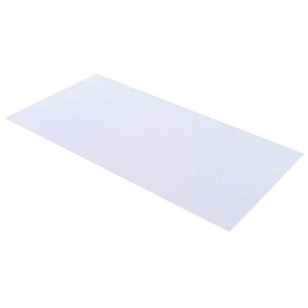 OPTIX 23.75 in. x 47.75 in. White Acrylic Light Panel