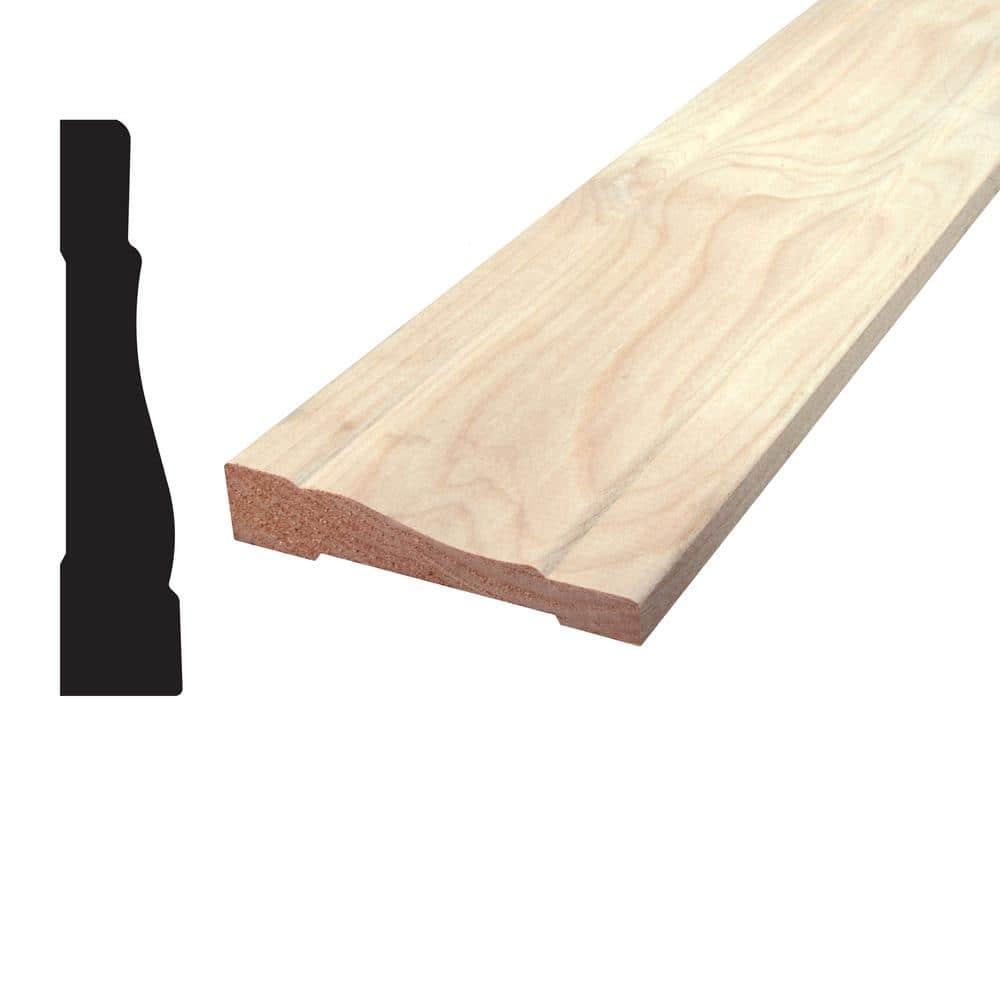 Fancy Knotty Alder Wood Brackets