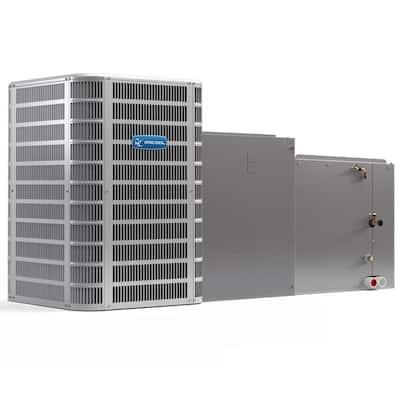 Signature 41,000 BTU 15.1 SEER 3.4-Ton Vertical Central Split System A/C Only Modular Blower Bundle with TXV - 208/230V
