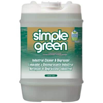5 Gal. Concentrated All-Purpose Cleaner and Degreaser