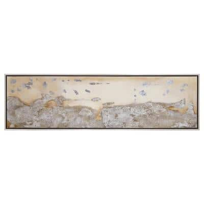 "20 in. H x 70 in. W ""Dreamview"" by Charlene Lynch Framed Canvas Wall Art"