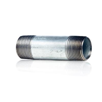 3/4 in. x 3 in. Galvanized Steel Nipple