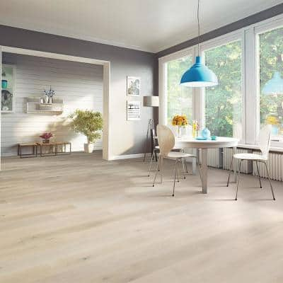 Urban Loft Seaspray Oak 9/16 in. Thick x 7 in. Wide x Varying Length Engineered Hardwood Flooring (22.5 sq. ft. / case)