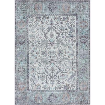 Machine Washable Well Woven Area Rugs Rugs The Home Depot