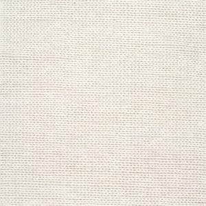 Caryatid Chunky Woolen Cable Off-White 6 ft. Square Rug