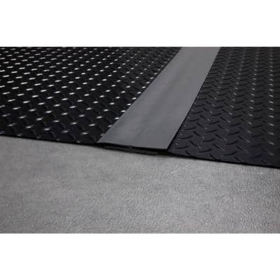 25 ft. Length Slate Grey Mat Center Trim