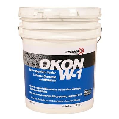 5 gal. W-1 Water Repellent Sealer