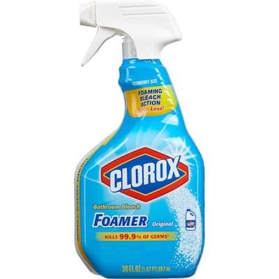 30 oz. Bleach Foamer Bathroom Spray