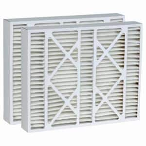 Replacementbrand 21 X 27 X 5 Micro Dust Merv 13 Replacement For Trane Flr06070 Bayftr21m Air Filter 2 Pack Rb Dpft21x27x5am13 2pk The Home Depot