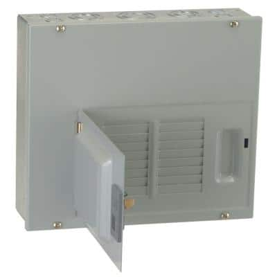 PowerMark Gold 125 Amp 6-Space 12-Circuit Indoor Main Lug Circuit Breaker Panel