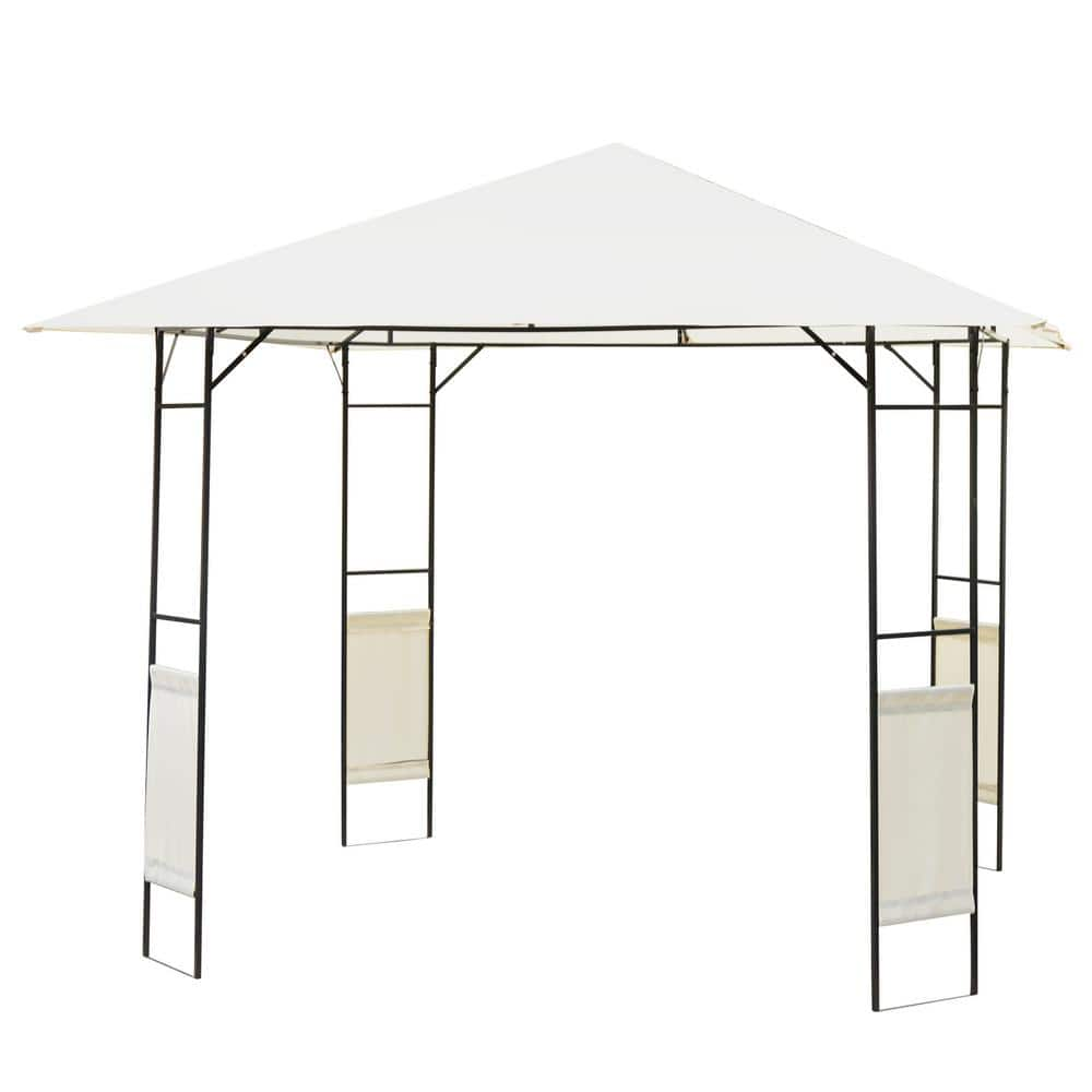 Frame Not Included Replacement Roof for Garden Awning Heavy Duty 17 x 6.5 Inch for Outdoor Tent Universal for Pergola Structures, 210D Oxford Fabric Waterproof and Sun Resistant