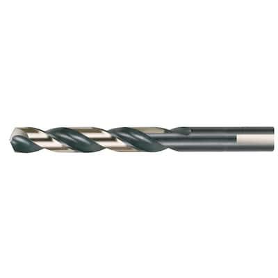 1878 5/32 in. High Speed Steel Heavy-Duty Jobber Length Drill Bit (12-Piece)