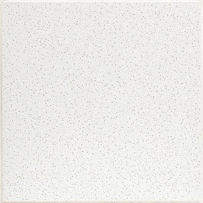 2 ft. x 2 ft. Radar White Fineline Beveled Edge Lay-In Ceiling Tile, pallet of 320 (1280 sq. ft.)