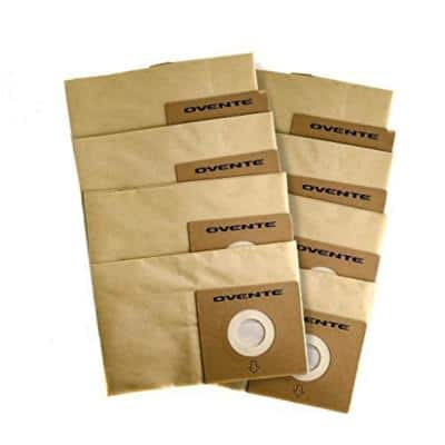 Premium Disposable Compact Dust Bag Replacement for ST1600 Series Canister Vacuum (8-Pack)