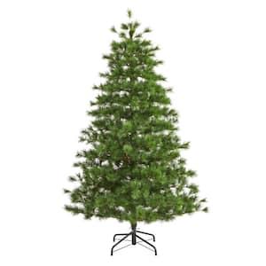 7 ft. Yukon Mixed Pine Artificial Christmas Tree