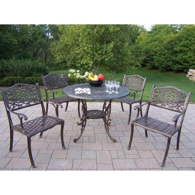 Mississippi Patio 5-Piece Dining Set