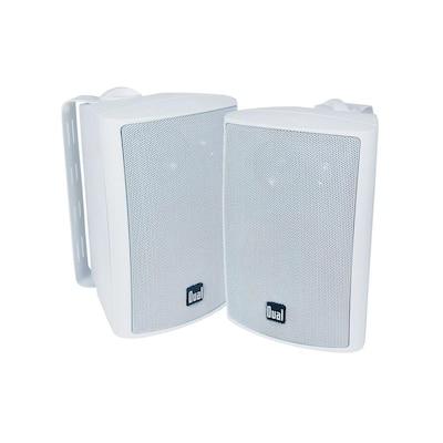 100-Watt 3-Way Indoor/Outdoor Speakers