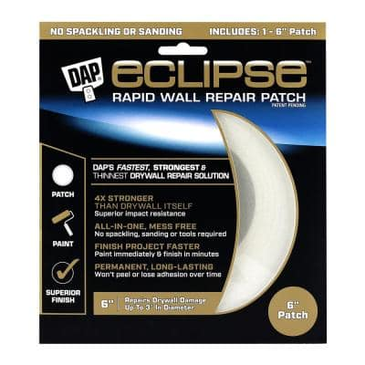 6 in. Eclipse Wall Repair Patch