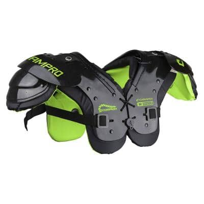 Youth Shoulder Pads Football Equipment, 60 lbs. to 90 lbs., Small