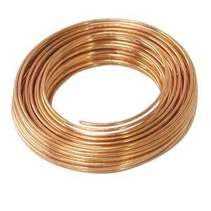 75 ft. 5 lb. 22-Gauge Copper Hobby Wire