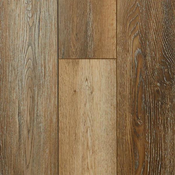 Lifeproof Golden Larch Oak 7 13 In W X, Is Lifeproof Vinyl Flooring Waterproof