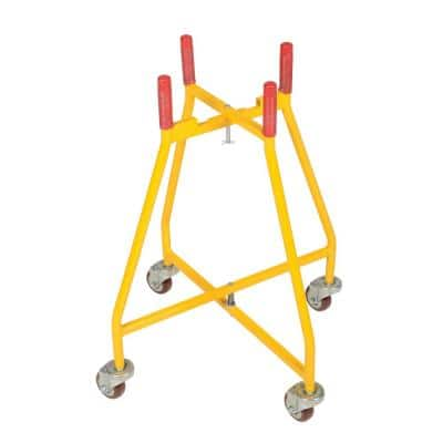 100 lb. Ergo Elevated Bucket and Pail Dolly