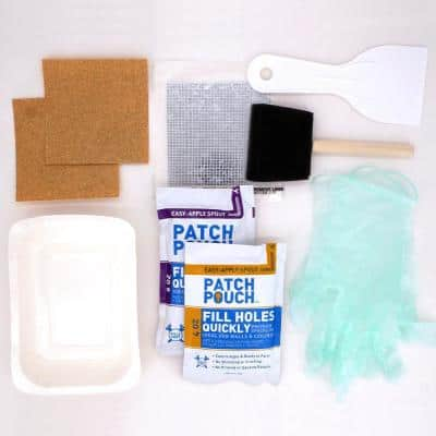 Drywall Repair and Touch-Up Kit (8-Piece)