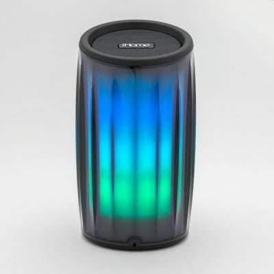 PLAYGLOW Rechargeable Color Changing Portable Bluetooth Speaker