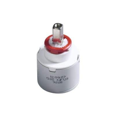 Valve for Single Control Select Kitchen Faucets
